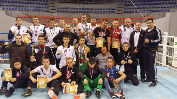 Българският отбор се класира втори на Балкан бест файтърс в Ниш, Сърбия, лато завоюва 10 златни, 4 сребърни и 4 бронзови отличия. Али Юзеир получи купа и парична премия за най-добър състезател при юношите в стил К1. Всички момчета се представиха на високо ниво и показаха отлична подготовка. Благодаря на всички състезатели, техните треньори и всички, които помогнаха на отбора да се докаже като един от най-добрите от 71 отбора и 540 участника!!!