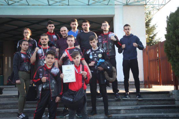 Млади таланти на Вокил отиват на турнир по кикбокс в Каварна